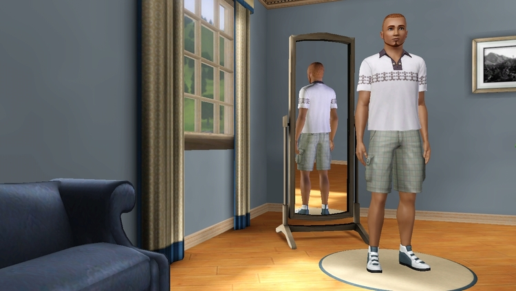 Sims 3 : Famille Omaba