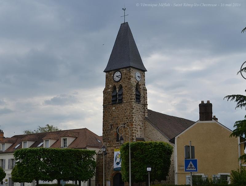 L'Eglise de Saint-Rémy-lès-Chevreuse