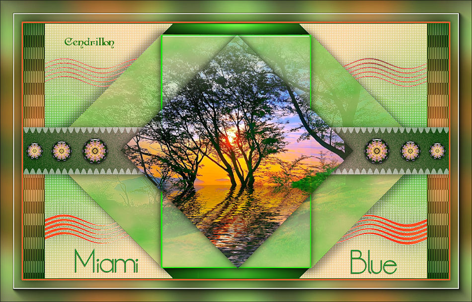 Miami Blue - Creations Virginia
