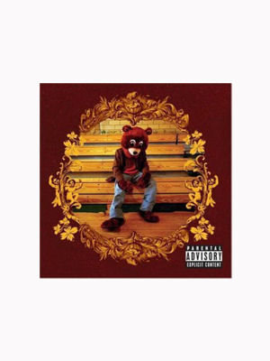 the college dropout kanye west (2004)
