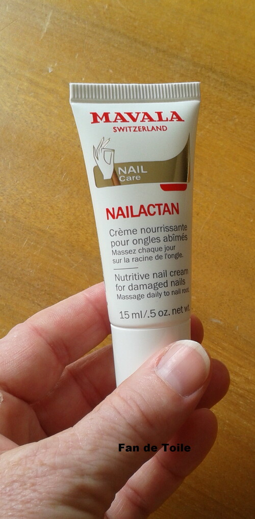 Nails pause !