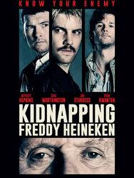 Affiche Kidnapping Freddy Heineken