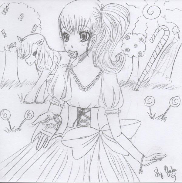 Un magnifique dessin ! *.*