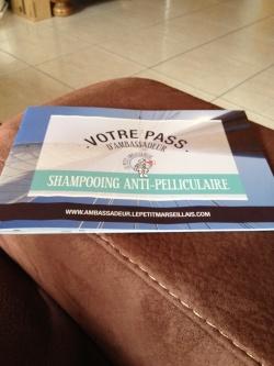 Le Petit Ambassadeur [Shampoing Anti-Pelliculaire]