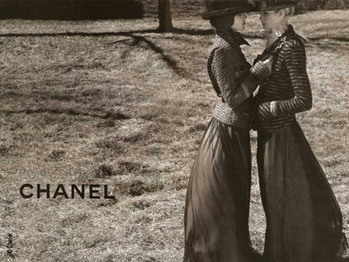 Chanel hiver 2010