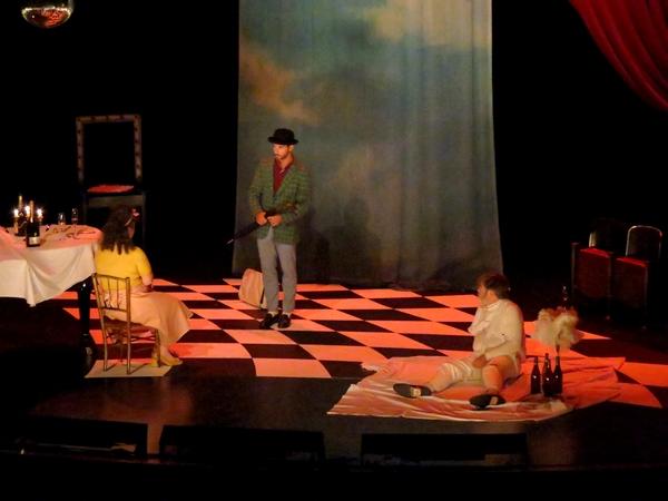 """""""Pomme d'Api"""", une bien jolie fantaisie musicale de Jacques Offenbach, a enchanté les spectateurs du  TGB !"""