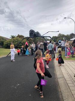 Halloween 2020 en Australie