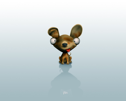 3D Caricatures animaux