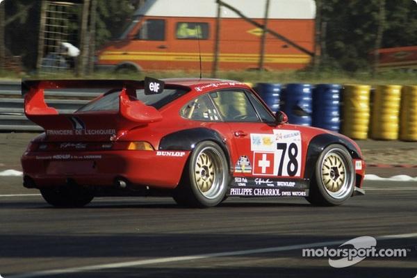 Le Mans 1997