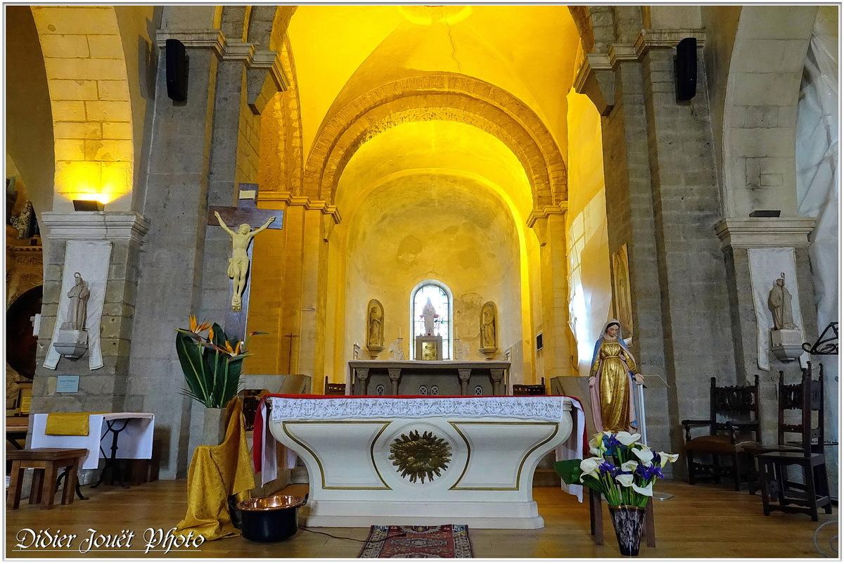 85 . Noirmoutier en l'île (5) / Église Saint Philbert