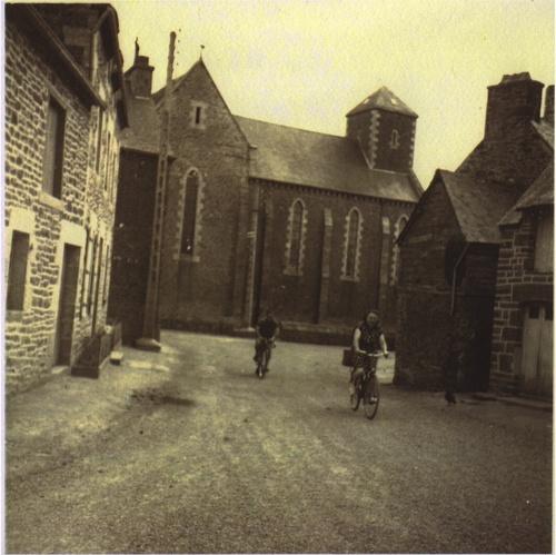 Etude partielle de l'église  de Saint-Solen