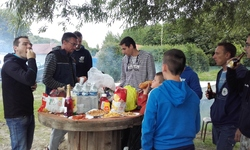 Barbecue du Club