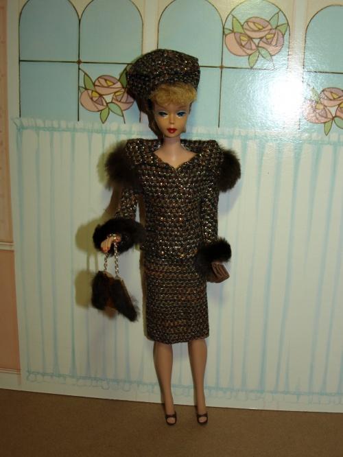 Vintage Barbie : Saturday Matinee