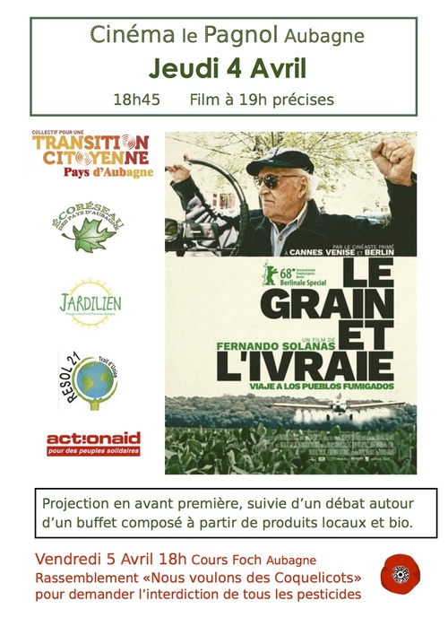 "Projection ""Le grain et l'ivraie"""