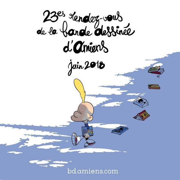 Festival de la BD à Amiens