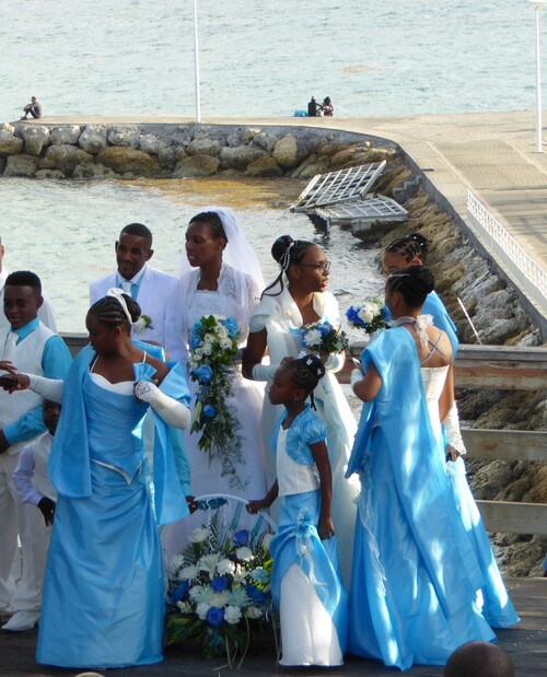 Samedi ... jour de mariage !