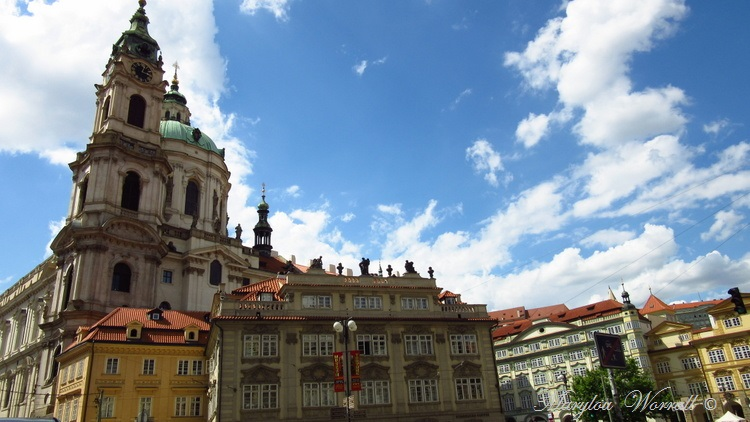 Prague : Quelques églises