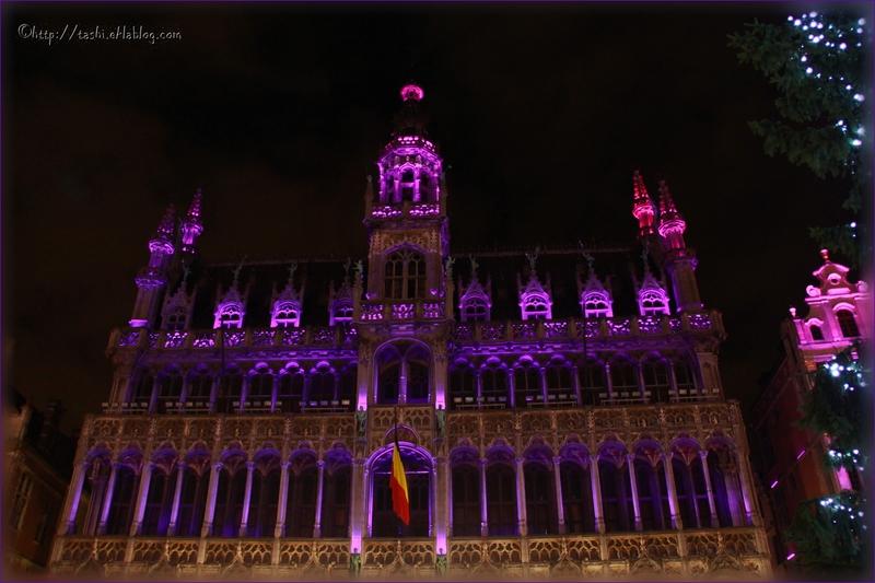 Bruxelles, plaisirs d'hiver