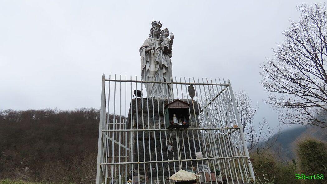 Laruns et balade à la Vierge