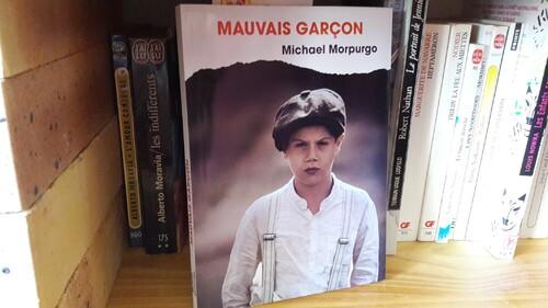 """Mauvais garçon"" de Michaël Morpurgo"