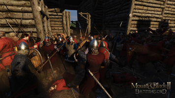 NEWS : Mount and Blade 2 : Bannerlord, Siège partie *