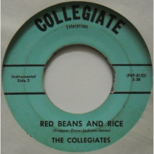 The Collegiates : Red Beans And Rice
