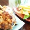 manchon de poulet marinés - légumes croquants 2