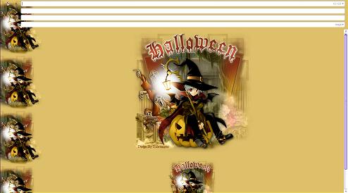 Papier Fête d'Halloween 05
