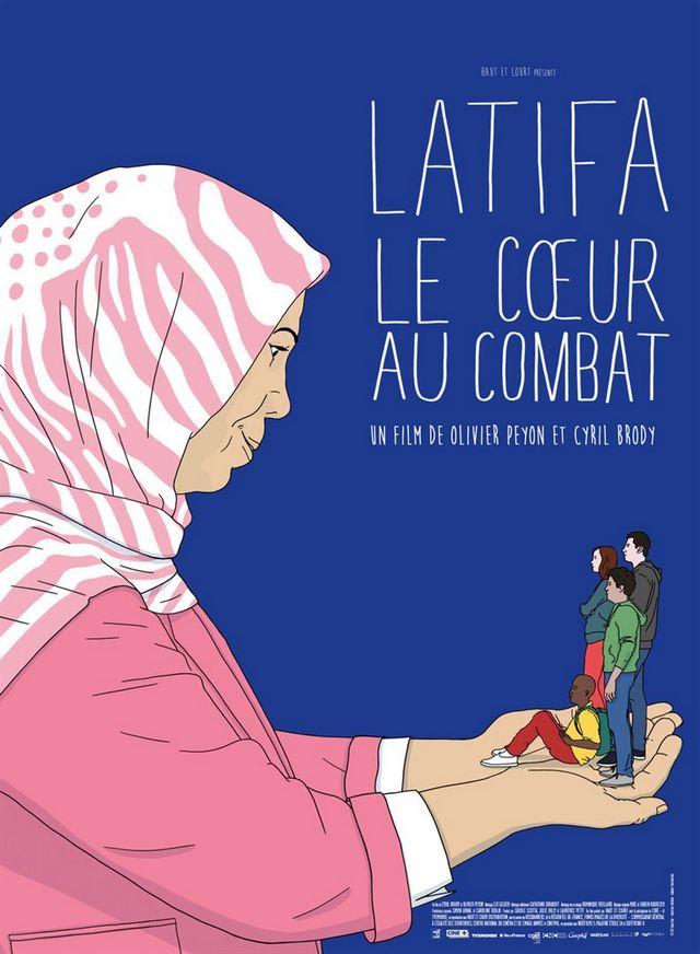 Latifa, au coeur du combat