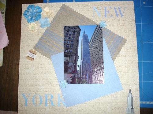 NYC en scrap