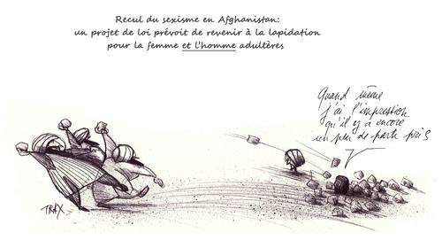 lapidation adultère Afghanistan charia violence contre les femmes