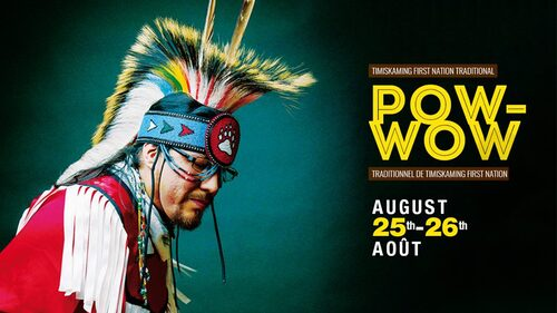 Pow-Wow Timiskaming First Nation