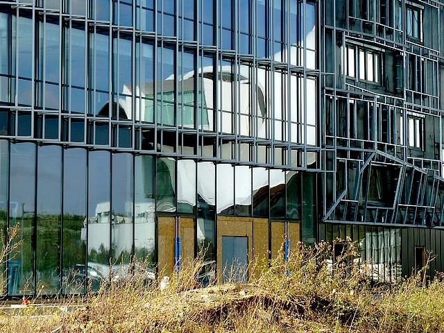 Metz le parc de La seille 24 Marc de Metz 19 10 2012