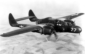 Northrop P-61 Black Widow modèle B