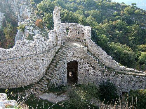 Crussol Ardèche