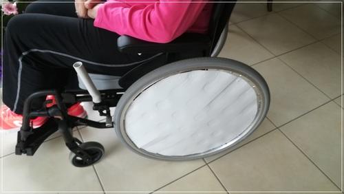Astuce pour mes amies en fauteuils
