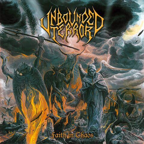 UNBOUNDED TERROR - Détails et extrait du nouvel album Faith In Chaos