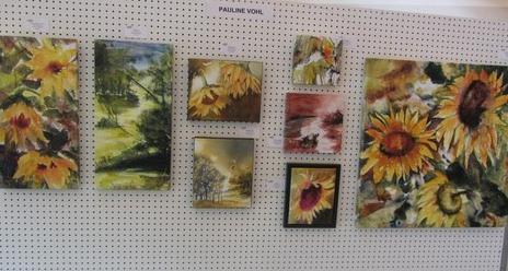 Suite et fin pour l'exposition d'automne des Artistes de Hudson