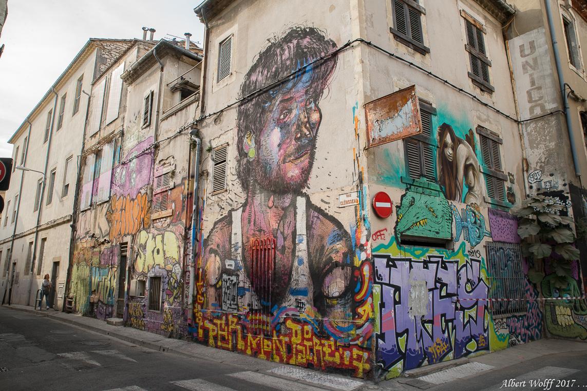 Occitanie 2017 : La peinture  prend l'air - part 1.