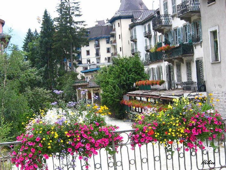 """Chamonix """"le 31 juillet 2017"""""""
