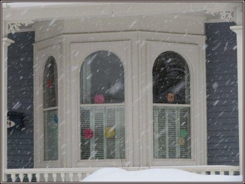 La fenêtre du jour....