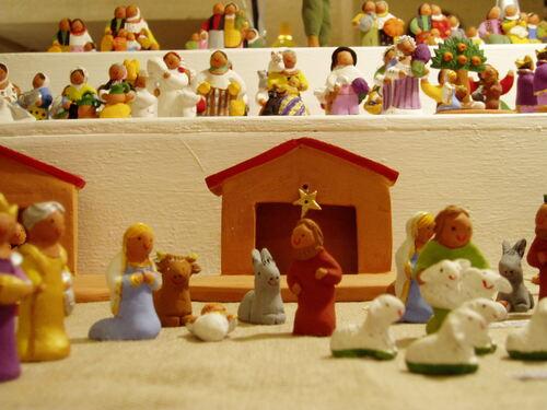 Noël en Provence : acte 1