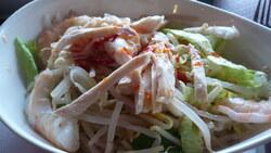 salade vietnamienne à la menthe