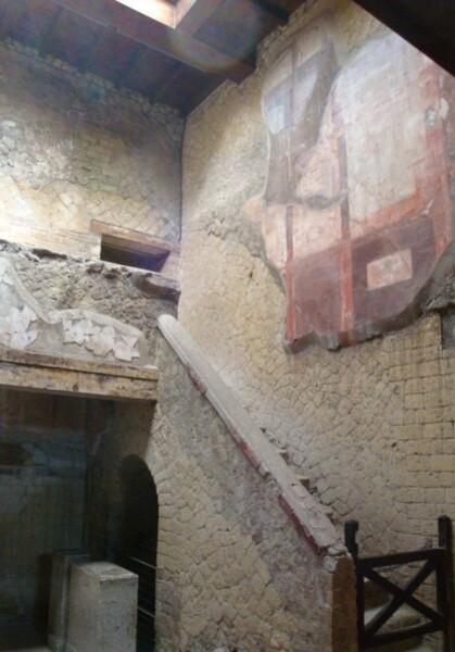 Herculanum, Maison de la Belle Cour