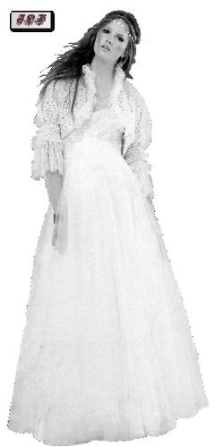Tubes : Femme debout