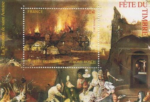 La fête du timbre