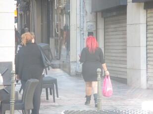Dans la rue, la mode