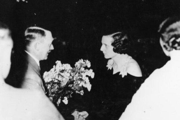 Hitler et Leni Riefenstahl