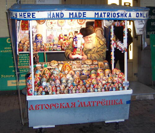 La matriochka