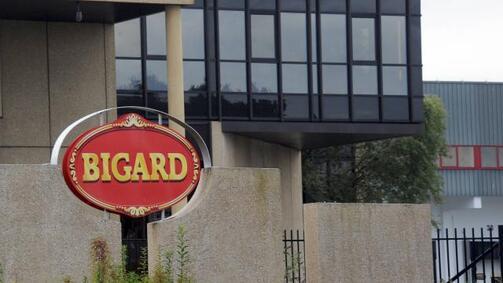 Né à Quimperlé, le groupe Bigard est devenu le numéro 1 français de la viande.